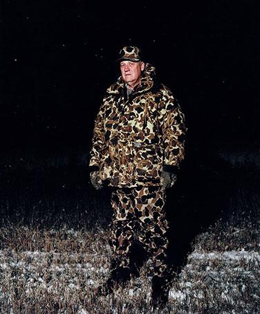 "Brian Lesteberg, ""Raised to Hunt"""