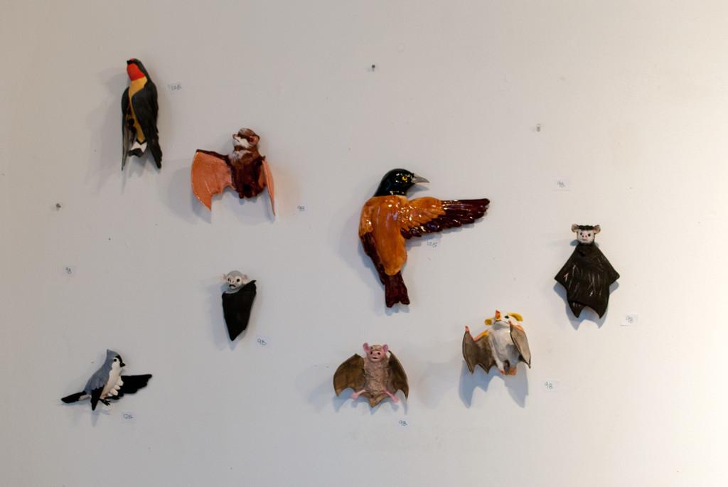 Calder Kamin's Open Studio