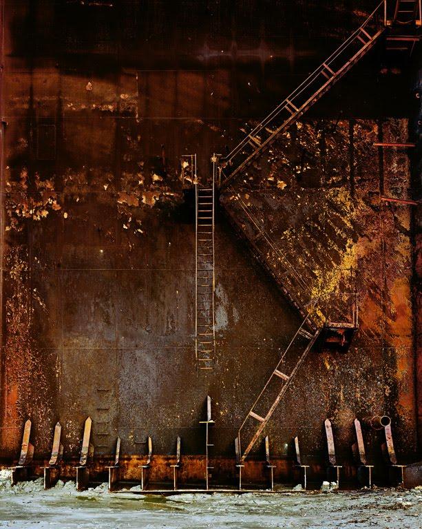 """Edward Burtynsky's """"Oil"""""""