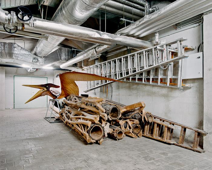 "Klaus Pichler's ""Skeletons in the Closet"""