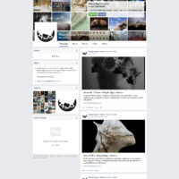 Two Years of MH + A Facebook Page