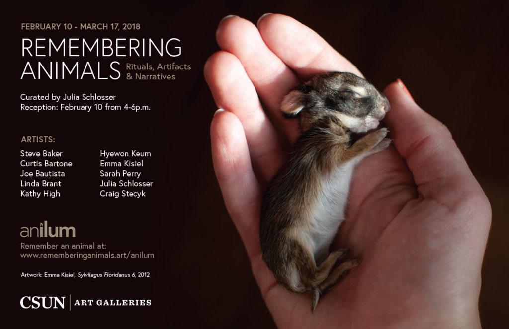 Remembering Animals