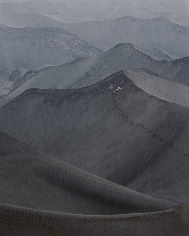 "Ruben Brulat, ""Au Temps Disparu, Bromo, Indonesia"""