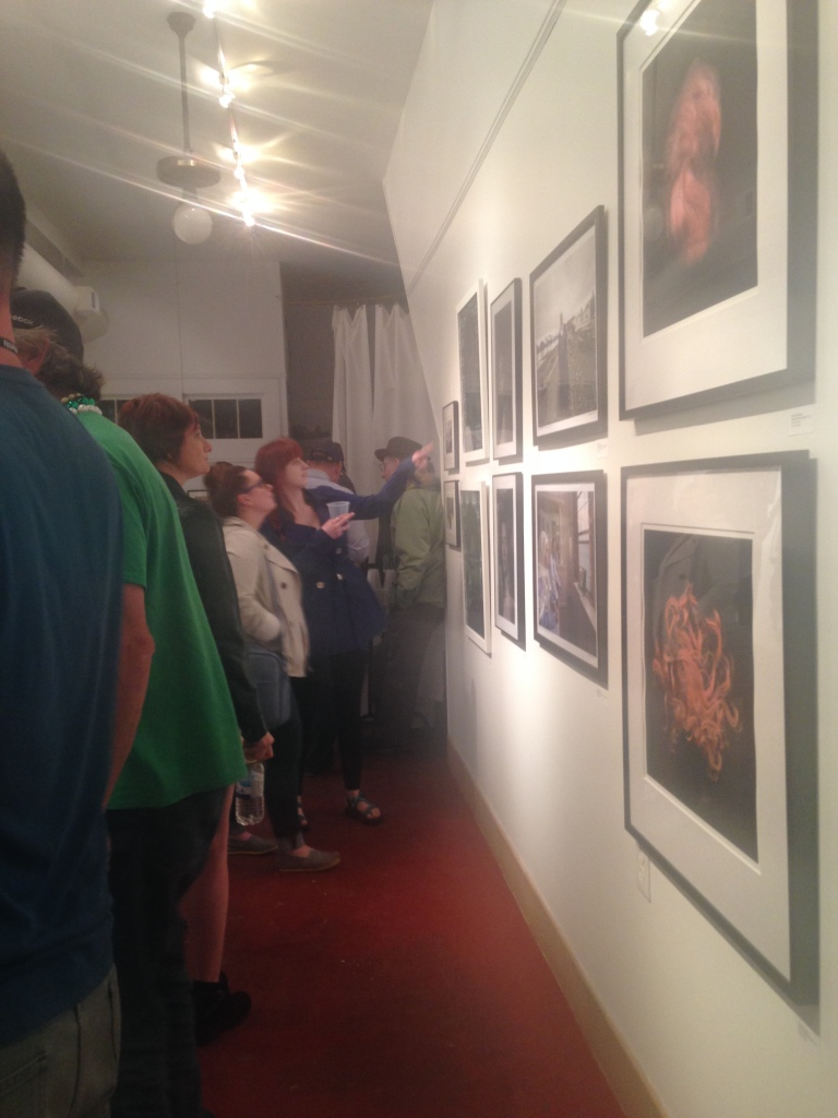 Combined Caucus Exhibition Opening Reception at the New Orleans Photo Alliance