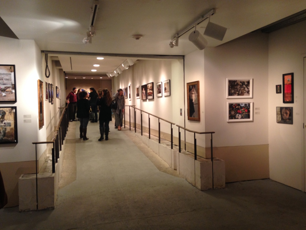 Combined Caucus Exhibition Opening Reception at the Ogden Museum of Southern Art