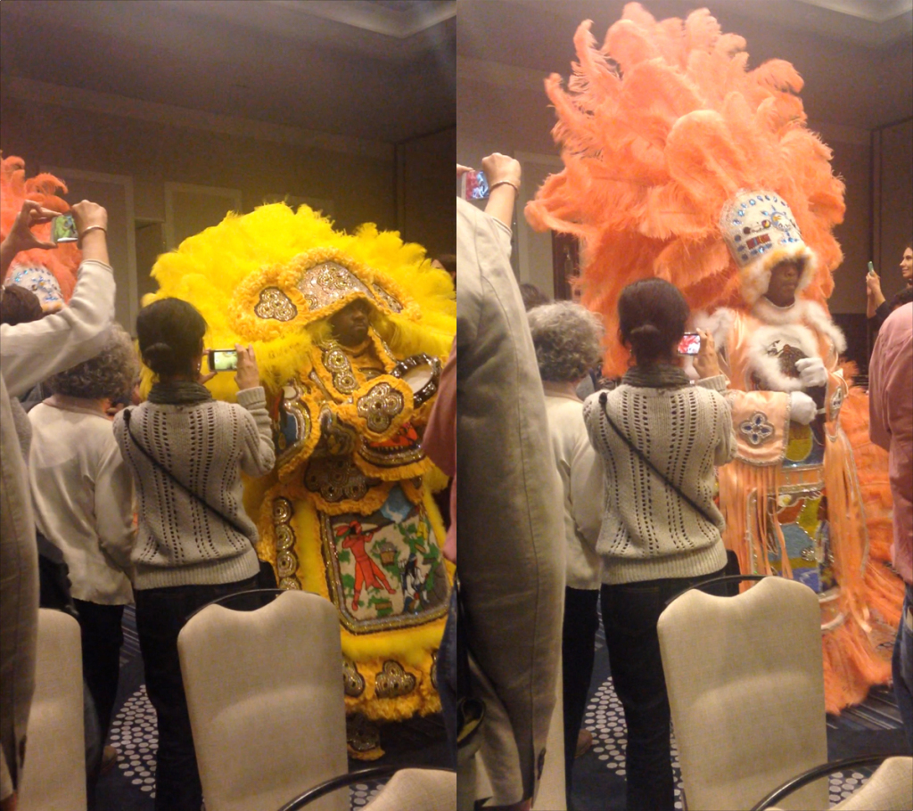 Mardi Gras Indians: Guardians of the Flame