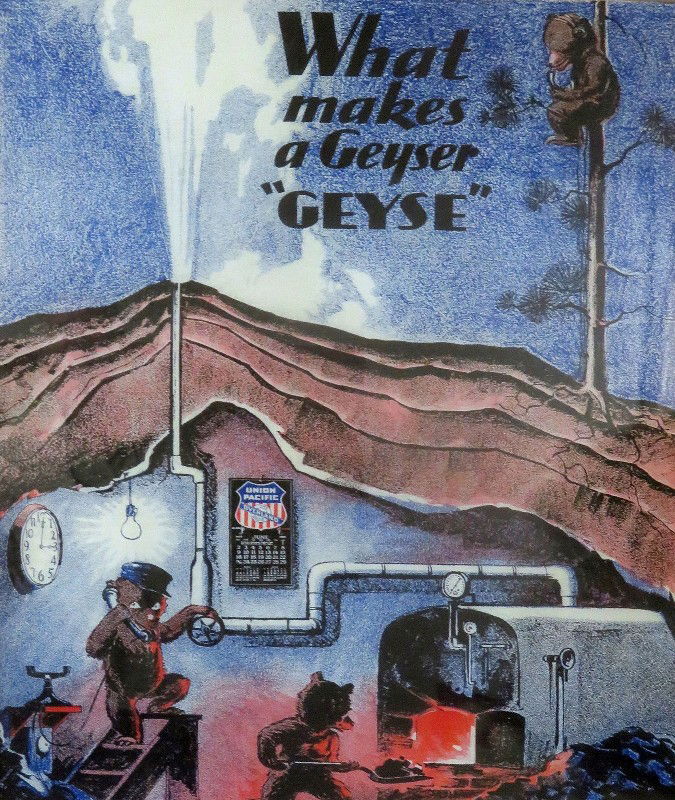 "Walter Oehrle, ""What Makes a Geyser 'Geyse'"" (1929)"