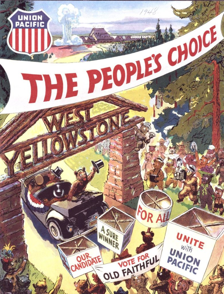 "Walter Oehrle, ""The People's Choice West Yellowstone"""